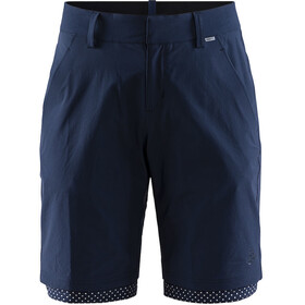 Craft Ride Habit Shorts Women blaze